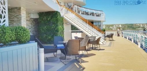 The Terrace promenade Saga new cruise ship spirit of discovery #saga #cruises #spirit #discovery