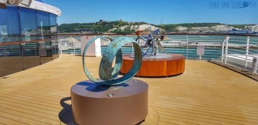 Britannia Lounge Balcony Saga new cruise ship #saga #cruises #spirit #discovery #SpiritOfDiscovery