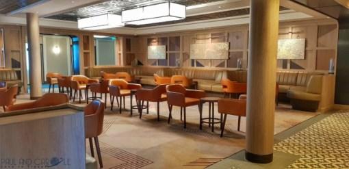 South Cape Bar on Saga new cruise ship spirit of discovery #saga #cruises #spirit #discovery
