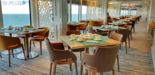 The Grill buffet restaurant Saga new cruise ship spirit of discovery #saga #cruises #spirit #discovery #SpiritOfDiscovery