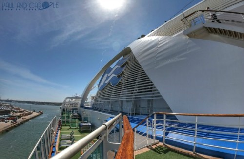 sign crown princess cruises funnel cruising #princesscruises #choosecruise #cruise #funnel #crownprincess