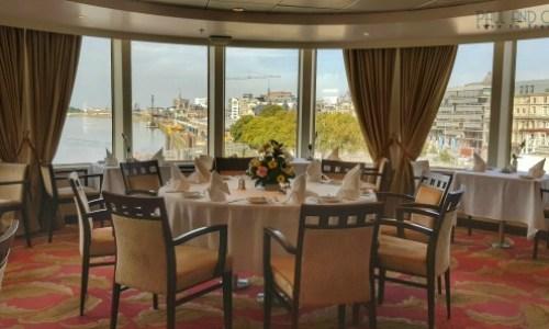 view from the grampian restaurant.#fredolsen #fredolsencruiseline #braemar #cruiseship #choosecruise #cruising #cruise #paulandcarole