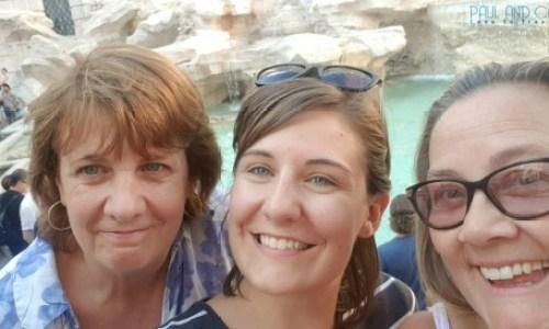 Trevi Fountain Rome Italy   #imaginewow #kjrome #imaginecruising #katherinejenkins #ChooseCruise #cruise #cruising
