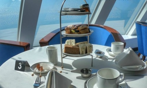 Fred Olsen Braemar classic afternoon tea#fredolsen #fredolsencruiseline #braemar #cruiseship #choosecruise #cruising #cruise #paulandcarole