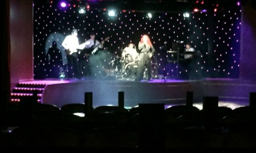 P&O Oceana Cruise Ship Starlights lounge #entertainment #singing #dancing #keepmusiclive #showtime #talent #starlights #oceana #cruise