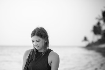 A Walk on the Punta Cana Beach