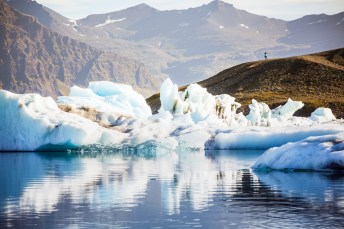 Iceland jokulsarlon glacial lagoon photography