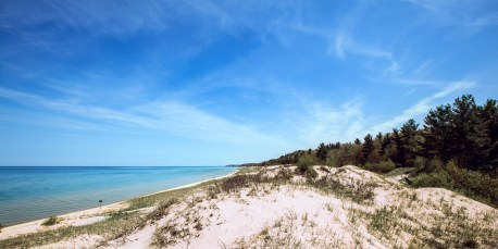 Lake Michigan Recreation Area Beach Photography 3