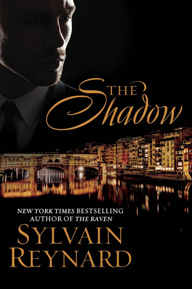 Book Cover of The Shadow, a contemporary paranormal romance novel by Sylvain Reynard