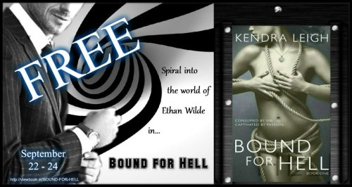 Photo banner - Bound For Hell - Free Book Offer