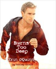 Burns Too Deep Cover