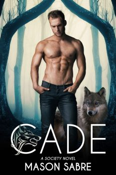 Photo of the eBook cover of Cade, by Mason Sabre
