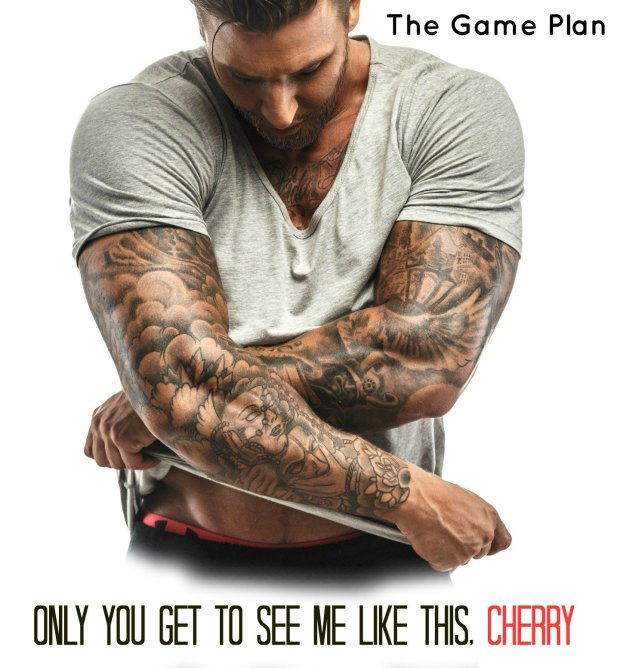 Photo teaser with a quote from The Game Plan, by Kristen Callihan