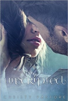 Photo of the cover of Unscripted, by Christy Pastore