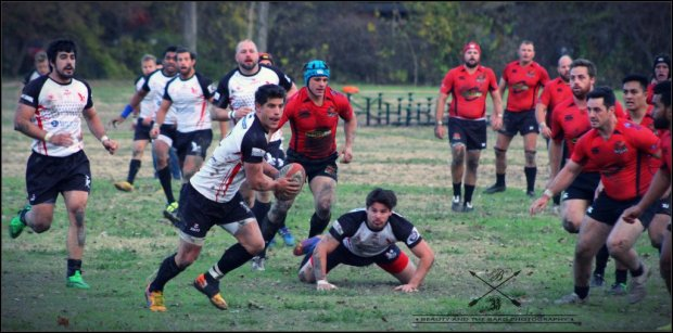Photo of Griffins Rugby Players