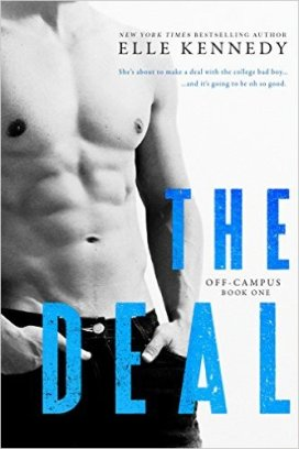 Photo of the cover of The Deal, by Elle Kennedy