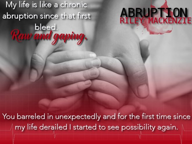 Photo teaser quote from Abruption