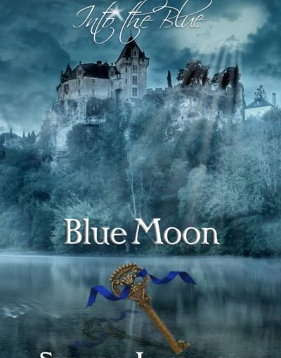 Book Cover, Blue Moon by Sydney Jamesson