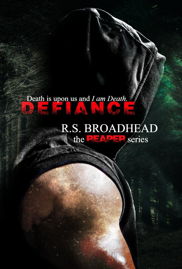 Cover Photo, Defiance, a PNR by R. S. Broadhead