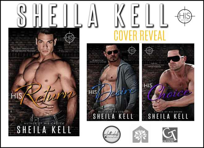 Banner ad for the cover reveal of HIS Return