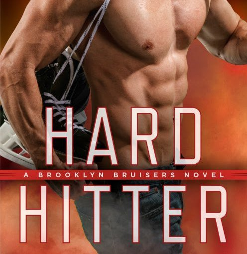 Surprise Cover Reveal! Hard Hitter (Brooklyn Bruisers #2), by Sarina Bowen!