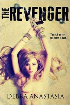 Book Cover, Revenger-on sale from Debra Anastasia