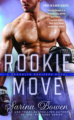 Cover of Rookie Move, by Sarina Bowen