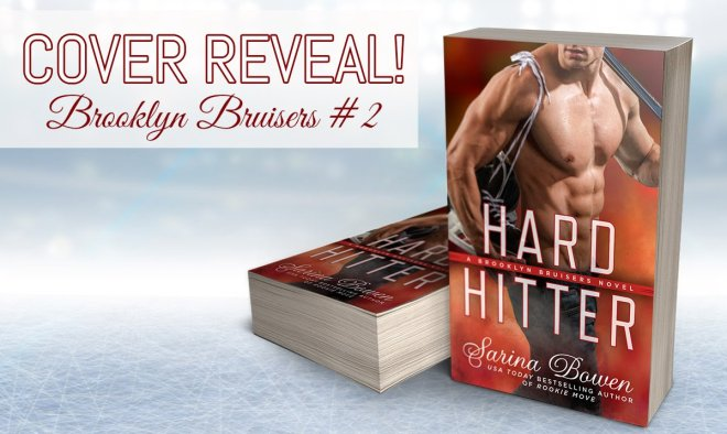 Cover of Hard Hitter, by Sarina Bowen