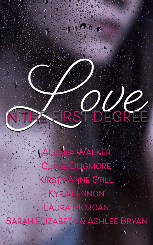 Book Cover: Love in the First Degree, Anthology