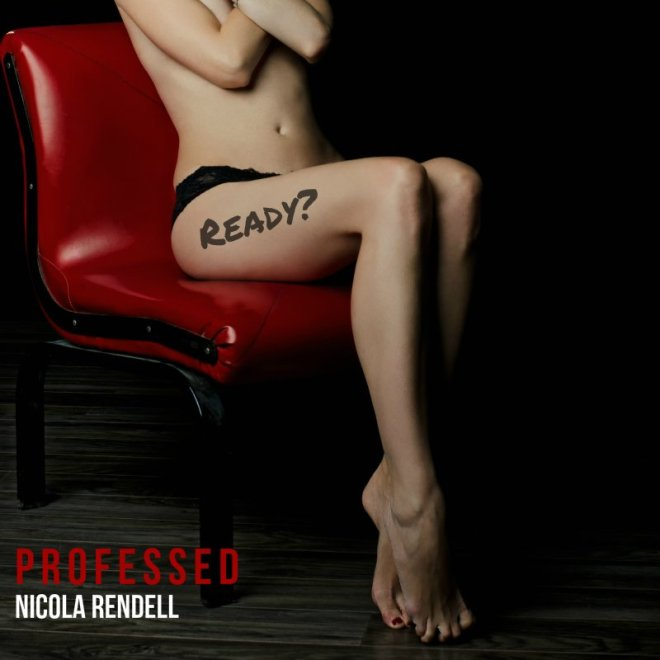 Erotic photo and quote from Professed, by Nicola Rendell