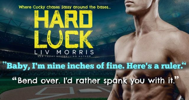 Photo quote from Hard Luck, by Liv Morris