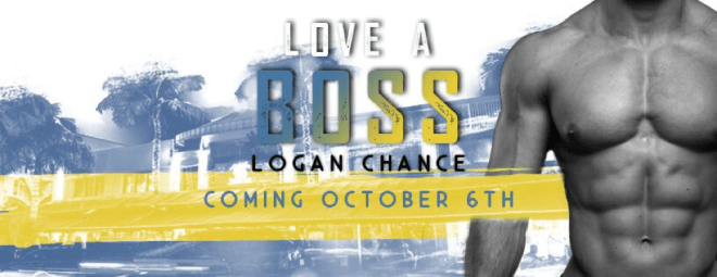 Banner Ad, Love A Boss, by Logan Chance