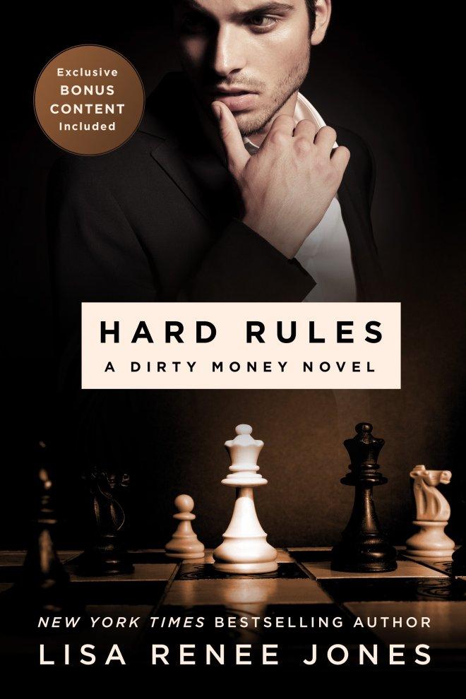 Book Cover, Hard Rules, Lisa Renee Jones