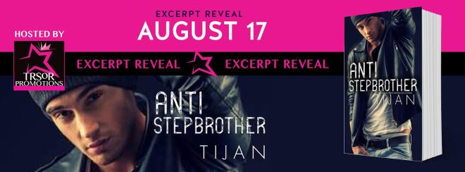 Anti-Stepbrother Excerpt Reveal Banner by The Rock Stars of Romance