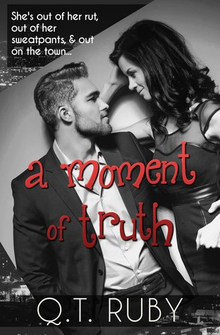 eBook cover, A Moment of Truth, by Q. T. Ruby