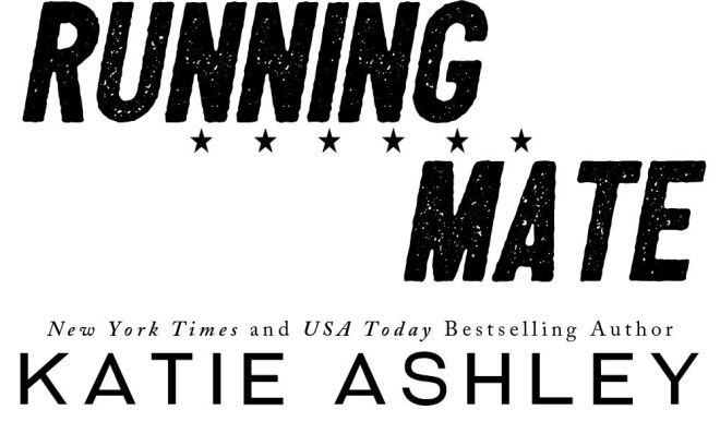Banner Ad for Running Mate by Katie Ashley