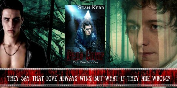 Banner Ad for Book 1 of the Dead Camp Series