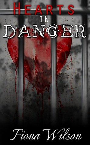 Ebook cover of Hearts in Danger, by Fiona Wilson