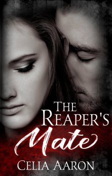 Book Cover for The Reaper's Mate, by Celia Aaron