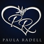 Logo for Paula Radell, Passionate Reads