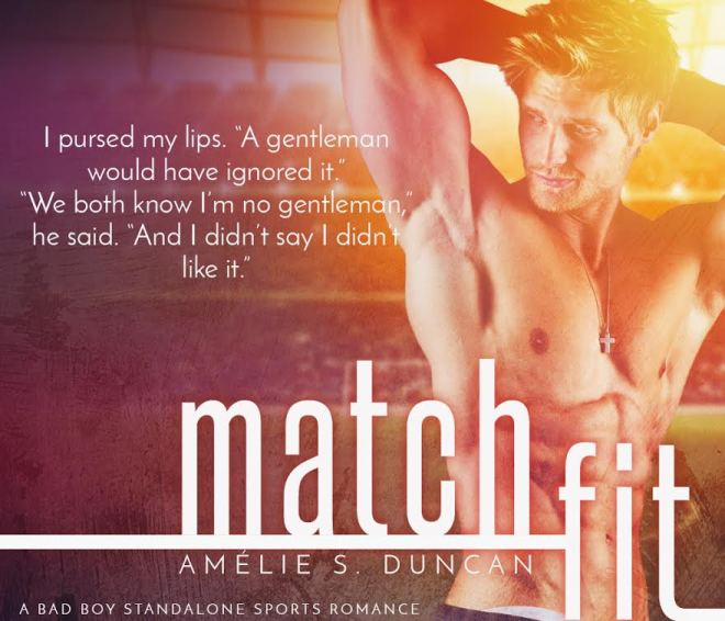 Teaser quote from Match Fit