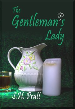 Book Cover, The Gentleman's Lady, by S. H. Pratt