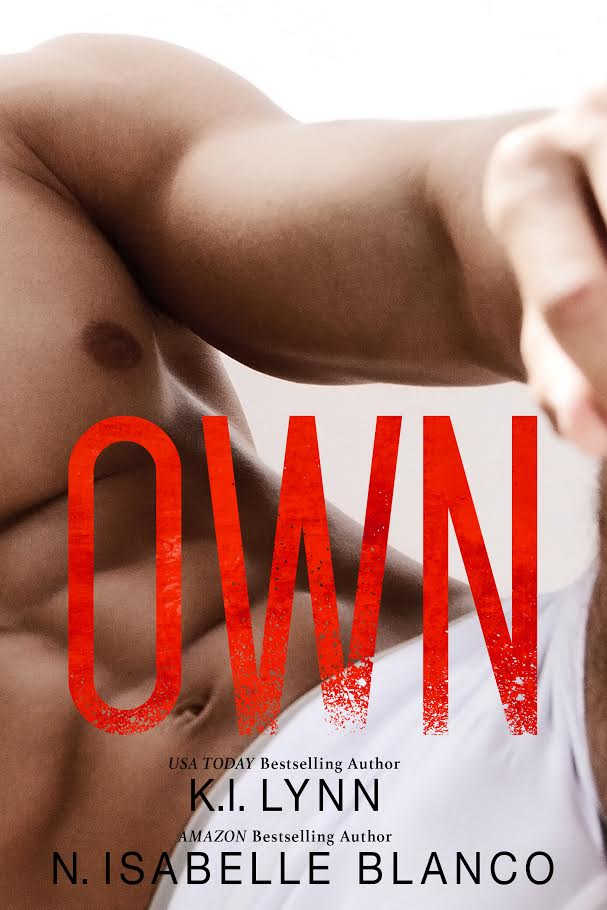 ebook cover, Own, the Need Series