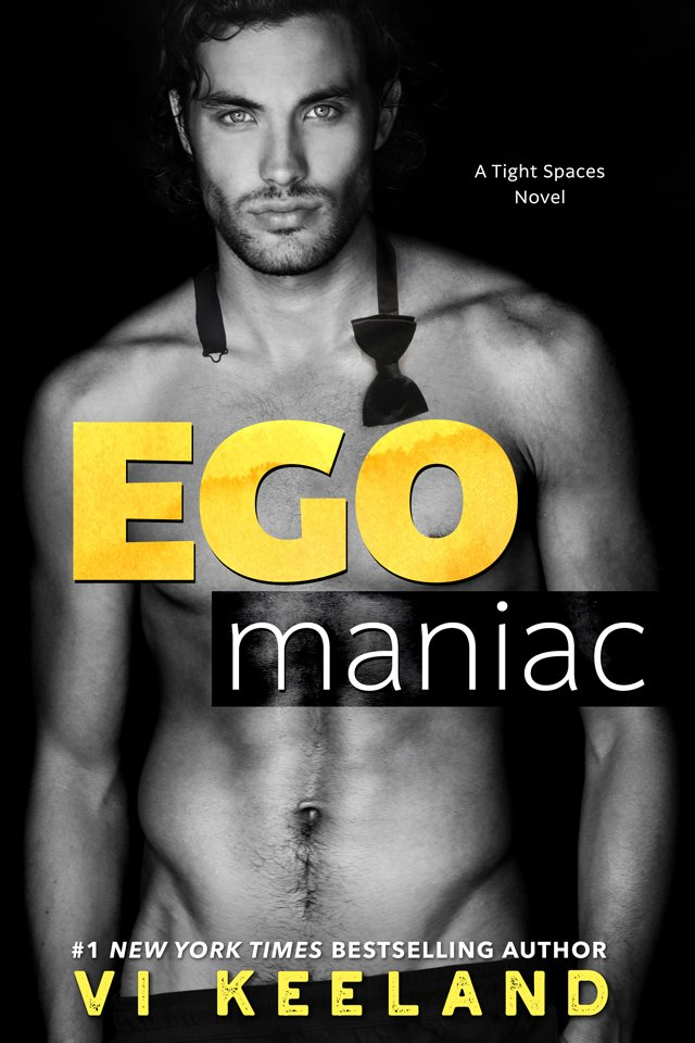 Front Cover, Ego Maniac, by Vi Keeland