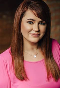 Photo of author Georgia Cates