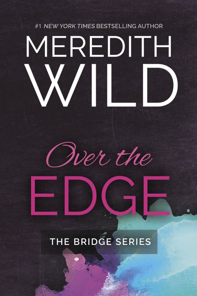 Front Cover, Over the Edge, by Meredith Wild