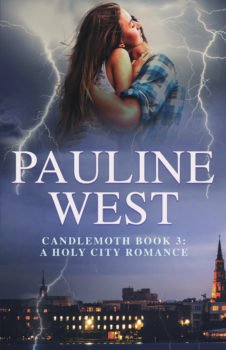 Front Cover, Candlemoth Series Book #3
