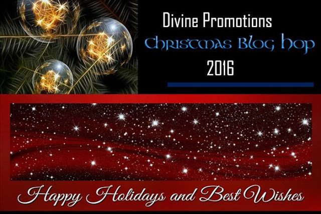 Promo Ad for the Christmas Blog Hop 2016 by Divine Promotions