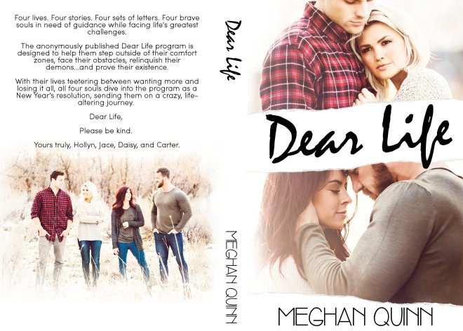 Full Cover of Dear Life by Meghan Quinn