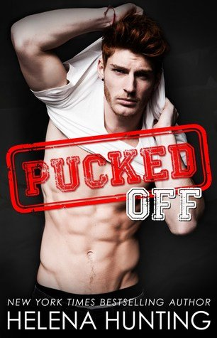 Book Cover, Pucked Off by Helena Hunting